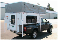 All Terrain Campers >> All Terrain Campers Longbed Campers On Shortbed Trucks